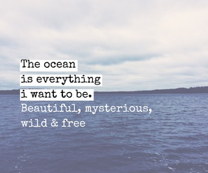ocean, quotes, and sayings image