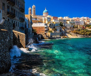 Island, places, and travel image