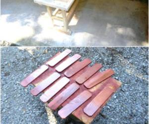 pallet bench, pallet benches, and pallet bench designs image
