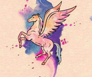 color, watercolor, and cute image