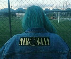 nirvana, grunge, and tumblr image