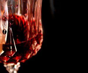 glass and vampire image