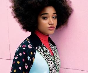 amandla stenberg and Teen Vogue image