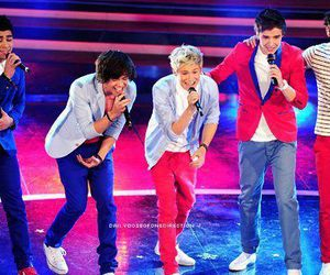 sanremo and one direction image