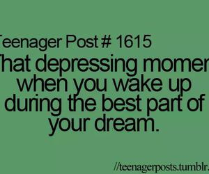 teenager post, Dream, and quotes image