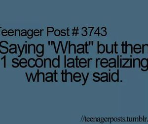 teenager, true, and teenager post image