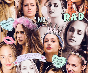 Collage, girls, and jessa image