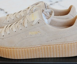 creepers, fashion, and puma image