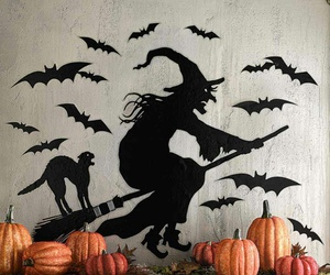Halloween and witch image