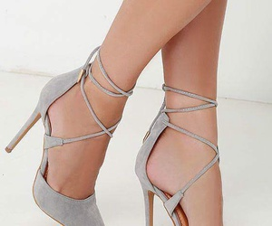 Prom and prom shoes image