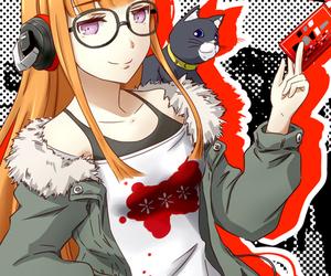 anime, morgana, and persona image