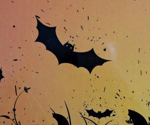 background, Halloween, and orange image