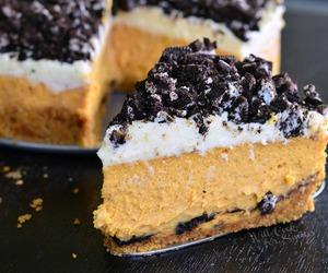 cake, cheesecake, and dessert image