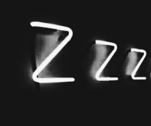 black, neon, and white image