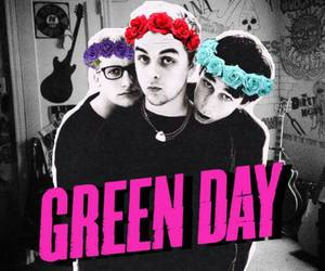 green day, music, and punk image