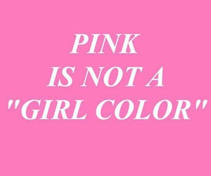 pink, quotes, and feminist image