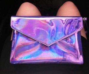 fashion, bag, and purple image