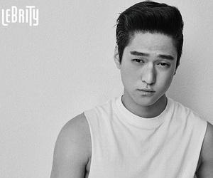 korean actor, go kyung pyo, and kactor image