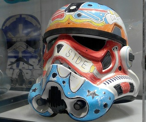 star wars, stormtrooper, and the force image