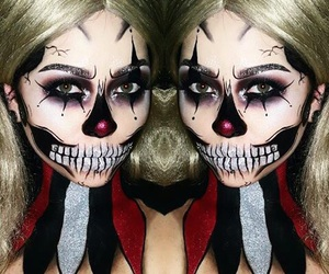 creative, glitter, and scary image