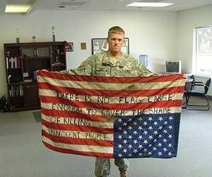 flag, usa, and war image