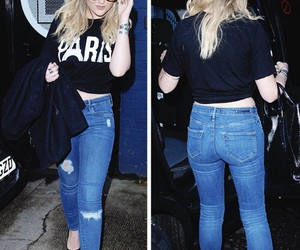 little mix, perrie edwards, and jeans image