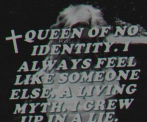 grunge, marina and the diamonds, and black and white image