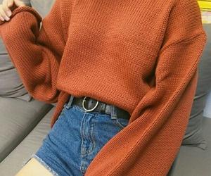 conjunto, moda, and otoño image