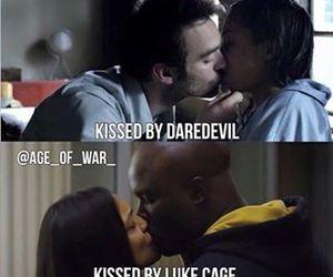 daredevil, Marvel, and Rosario Dawson image