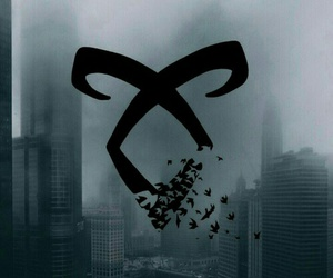 shadowhunters, the mortal instruments, and wallpaper image
