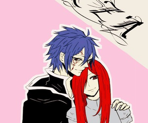 anime, fairy tail, and love image