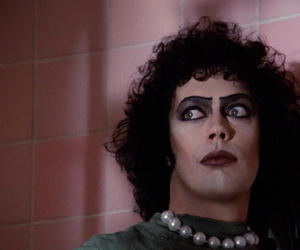 movie, The Rocky Horror Picture Show, and frank n furter image