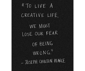 creative and quote image