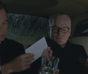 2005, dir. bennett miller, and capote image
