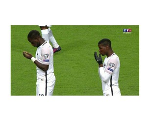 sissoko and pogba image