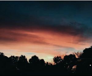 sky and vsco image