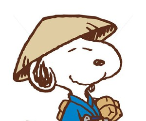 dog, peanuts, and snoopy image