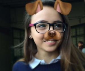 smile, dog, and perrito image