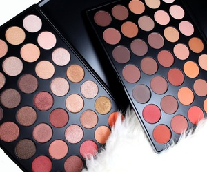 makeup, beauty, and morphe image