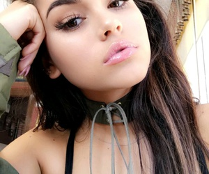 maggie lindemann, beauty, and girl image