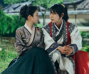 kdrama, scarlet heart ryeo, and iu image