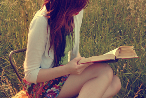 books, pretty, and reading image