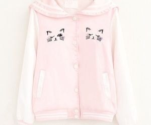 cat, kitty, and outfit image