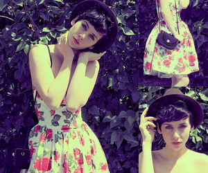 cute girl, fashion, and girl image
