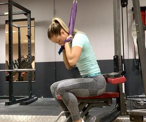 fitness, gif, and workout image