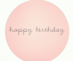 birthday, pastel, and pink image
