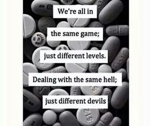 hell, Devil, and quote image
