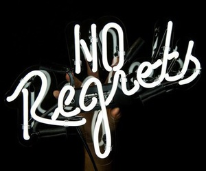 light, neon, and no regrets image