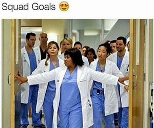 grey's anatomy and squad image