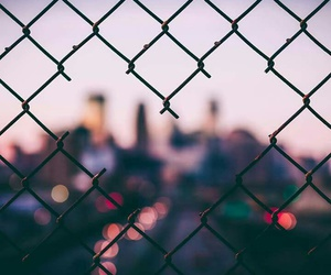 city, heart, and photography image